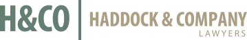 Haddock & Company Lawyers